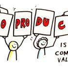 Co-production cartoon