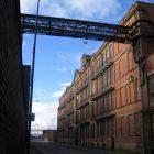 former Sheffield steel factory