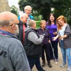 Rob Barnett: Shmapped and Sheffield Flourish walking tour
