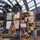 exhibition in Winter Gardens