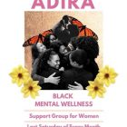 ADIRA Support group poster