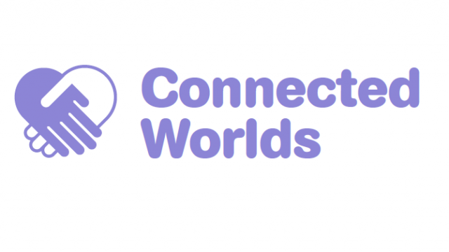 Connected Worlds logo