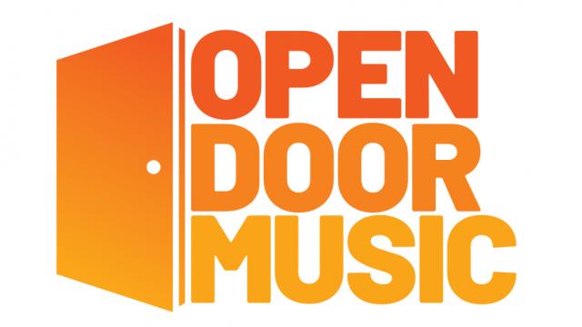 Open Door Music logo