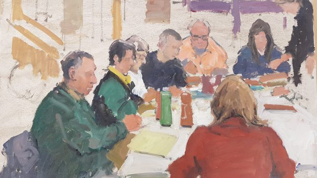 Rotherham Flourish group portrait