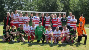 The Doncaster Titans team