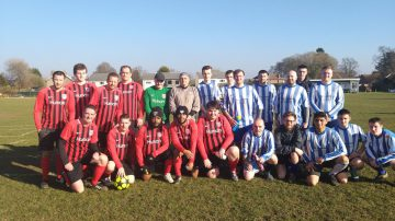 Will Hobson: Match Report: Brunsmeer Awareness FC vs Hillsborough Club FC