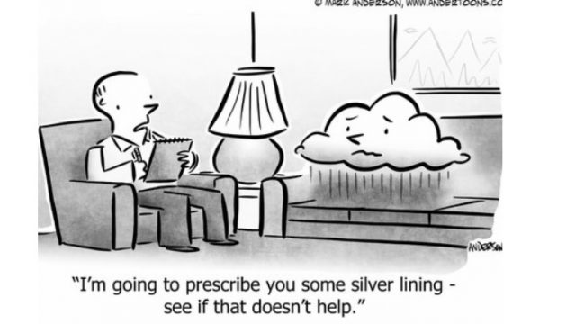 silver linings cartoon