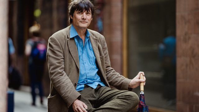 photo of the author Graham Morgan