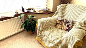 Retreat living room