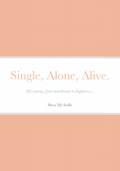 Single, Alone, Alive book cover