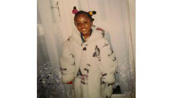 Wemmy as a child